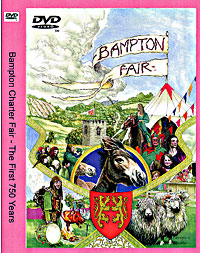 Bampton Fair DVD
